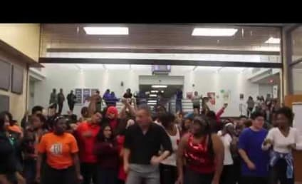 "Texas High School Students' ""Uptown Funk"" Video Goes Viral, Makes Bruno Mars Cry"