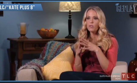 Kate Plus 8 Clip - Hate Away!