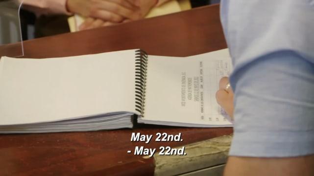 Réserve cette date!