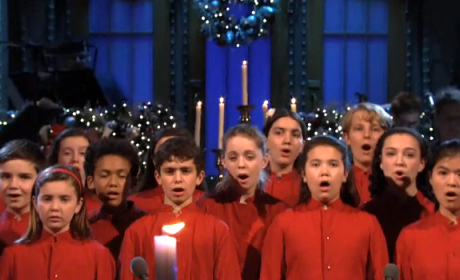 SNL Childen's Choir Opening