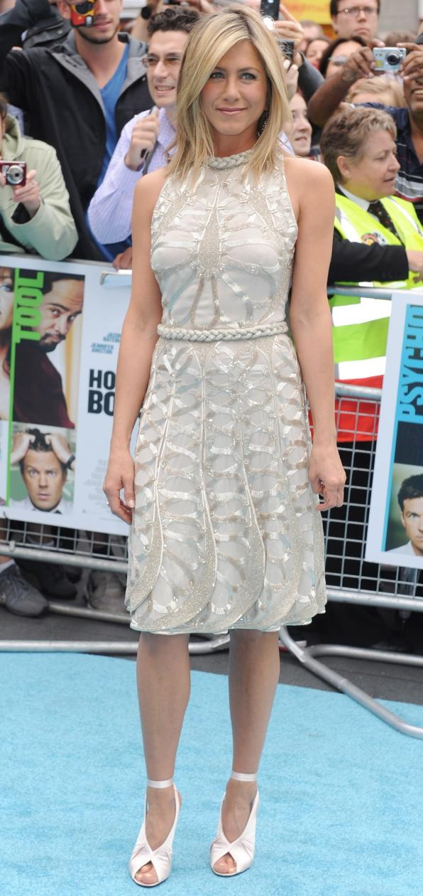 Jennifer Aniston Body