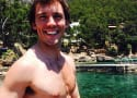 Sam Claflin Reveals 40 Pound Weight Loss, Shares Shirtless Selfie