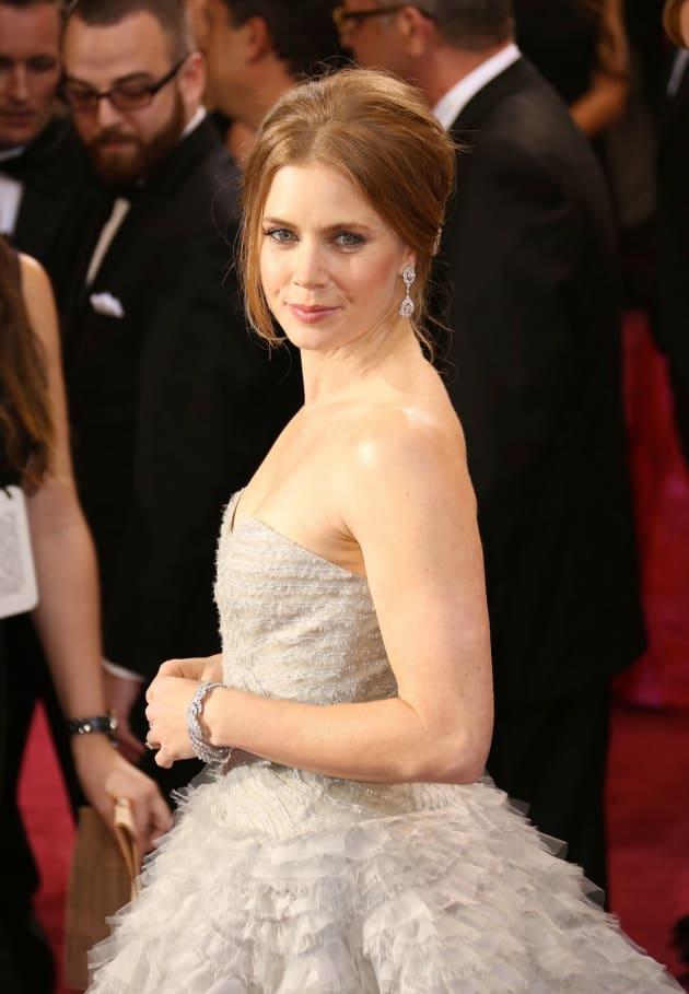 Amy Adams Oscars Dress