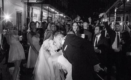 "Candice Accola Marries Joe King, Celebrates ""Best Night Ever"""