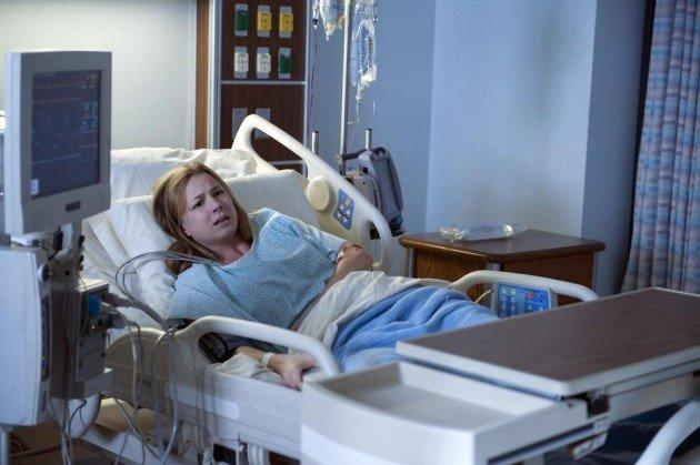 Emily Thorne in Bed