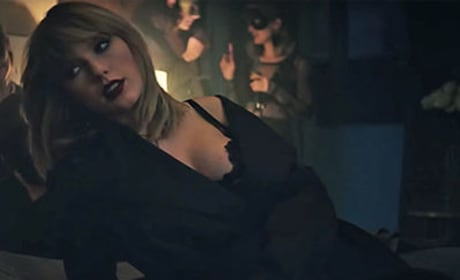 Taylor Swift Video Pic