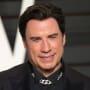 John Travolta on Oscars Night