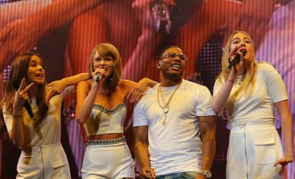 It's Getting Hot in Here; Taylor Swift May Take Off All Her Clothes