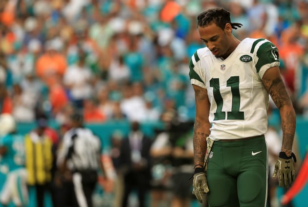 Robby Anderson Photo