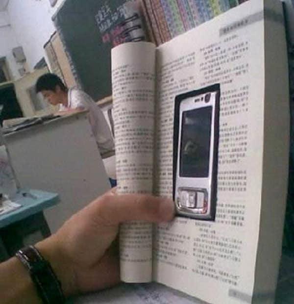 Secret Cell Phone