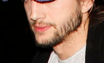 Ashton Kutcher Fights Security Guy at Stagecoach Festival