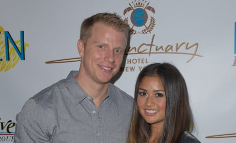 Sean Lowe, Catherine Giudici Photograph