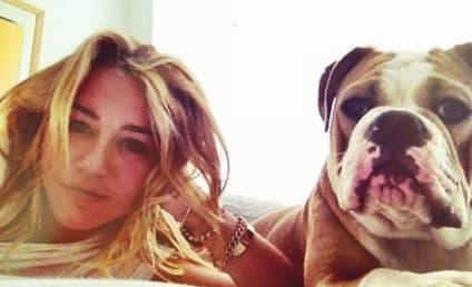 Miley Cyrus: No Makeup, All Bedhead