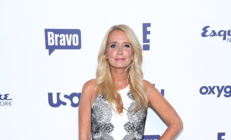 Kim Richards in NYC pic
