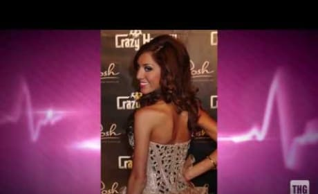 Farrah Abraham Determined to Be Famous