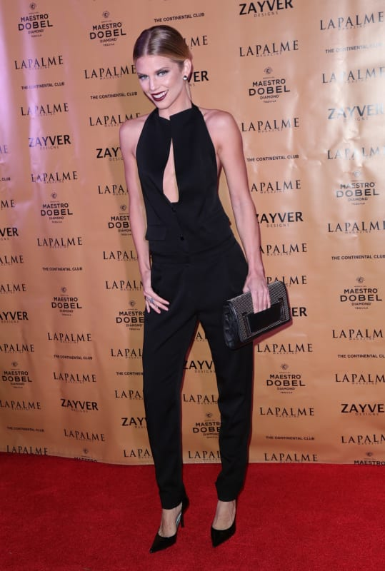 AnnaLynne McCord: LAPALME Magazine Launch Party