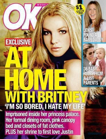 Britney Spears is Not OK!