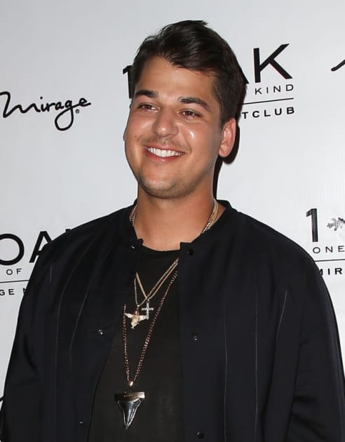 Rob Kardashian Is Dating Reality Star Mehgan James ...