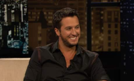 Luke Bryan on Twerking