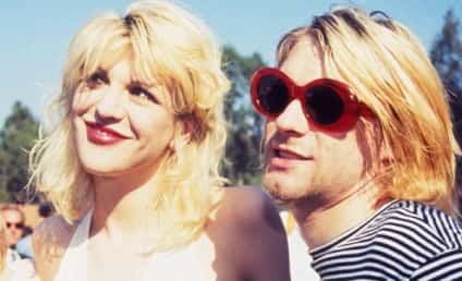 "Courtney Love is Seeking ""The Next Brad Pitt"" to Star in Kurt Cobain Biopic"