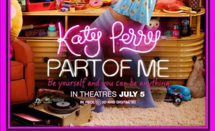 Katy Perry 3D Movie Poster: Released!