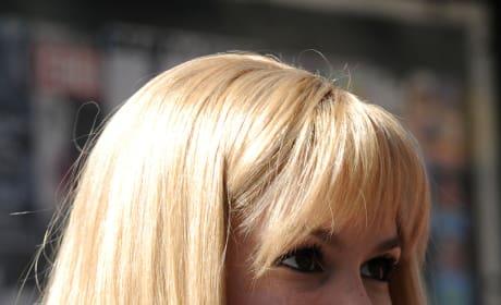 Rachel Bilson Blonde Wig