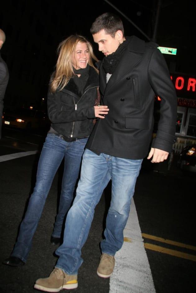 A Hot Couple