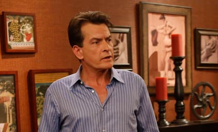 "Charlie Sheen Blasts NBC, Prasies Brian Williams as ""True Patriot"""