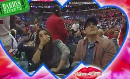 Mila Kunis and Ashton Kutcher Kiss on Cam: Watch Now!