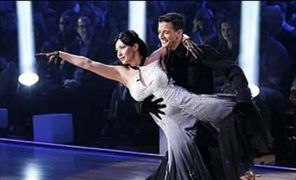 Dancing with the Stars Boots ... Shannen Doherty?!