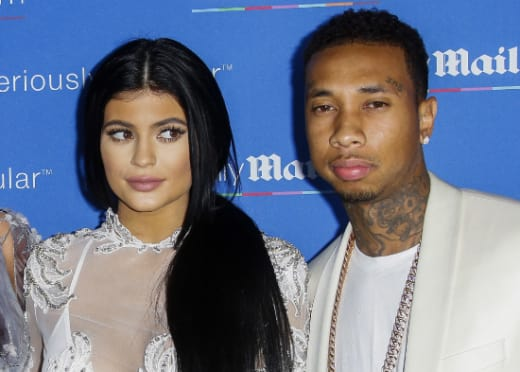 Kylie Jenner and Tyga Together