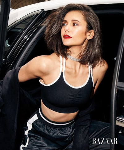 Nina Dobrev is Awesome