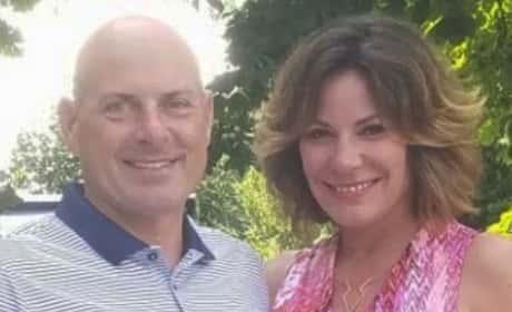 LuAnn de Lesseps: Why Did She Forgive Fiance Tom D'Agostino Jr.?