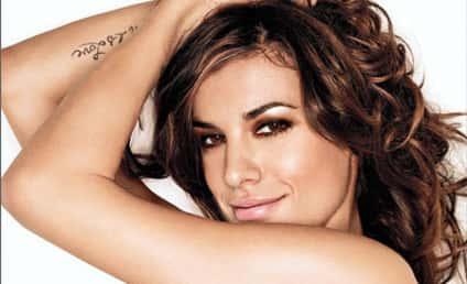 Elisabetta Canalis Pictures: MAXIM-um Hotness!