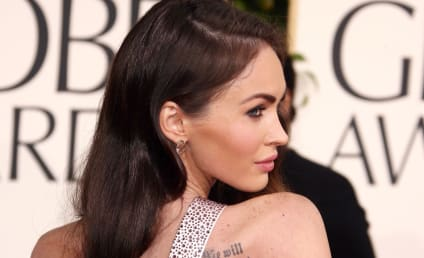 Megan Fox to Star in Knocked Up Sequel