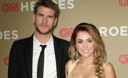 Tournament of THG Couples: J. Lo & Casper Smart vs. Miley Cyrus & Liam Hemsworth!