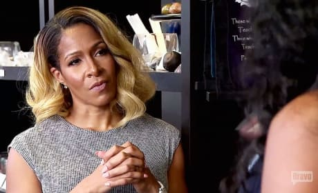 Sheree Whitfield in Atlanta