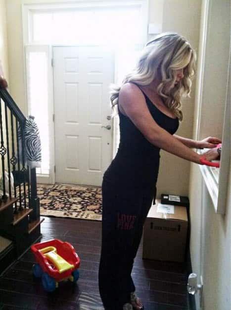 Kim Zolciak Post-Baby Body