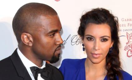 Ryan Seacrest Forecasts Kim Kardashian and Kanye West Engagement