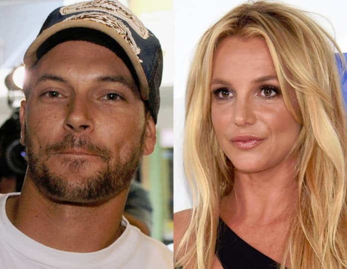 Britney Spears Is Mentally Stable And A Great Mom Kevin Federline Says The Hollywood Gossip