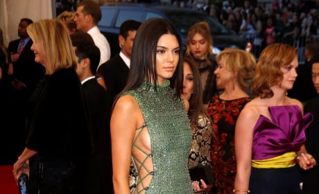 Kendall Jenner at MET Gala