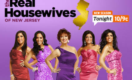 The Real Housewives of New Jersey Season 4 Premiere Recap: High Tides, Low Blows