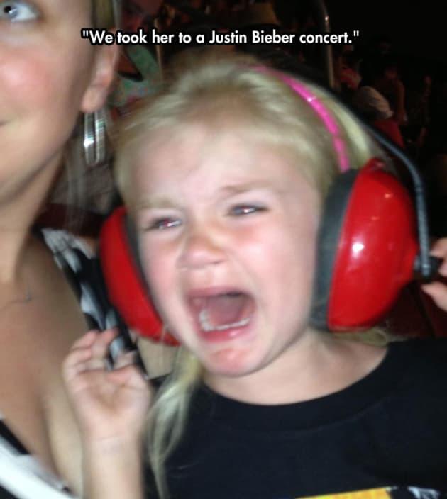 Justin Bieber on the Radio