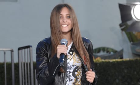 Pretty Paris Jackson