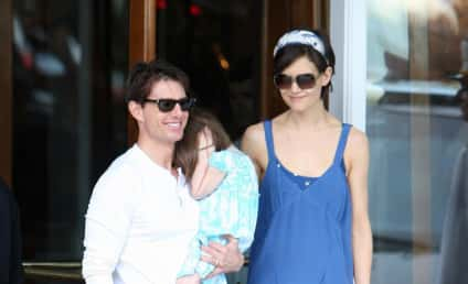 Tom Cruise Sues Baby Store Over Celeb Gossip