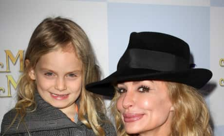 Taylor Armstrong, Daughter