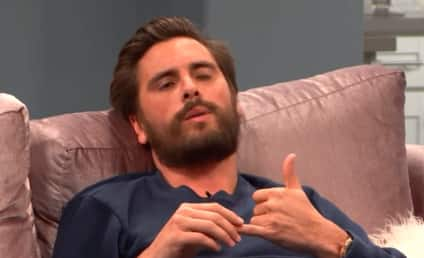 Scott Disick Makes Us Almost Feel Bad for Him