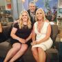 Briana Culberson and Vicki Gunvalson Photo
