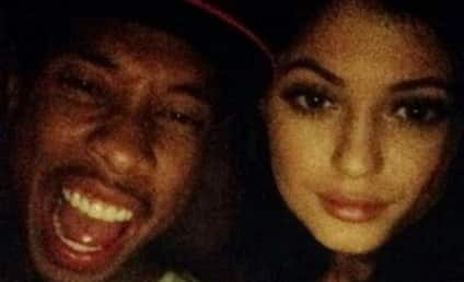 "Kardashian Family ""Extremely Angry"" About Kylie Jenner's Overseas Trip With Tyga, Source Claims"