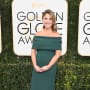 Jenna Bush Hager at the Globes
